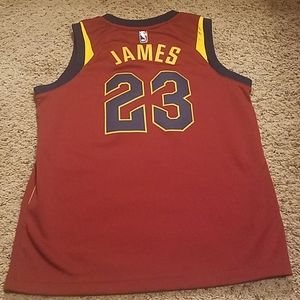 Cleveland James youth jersey